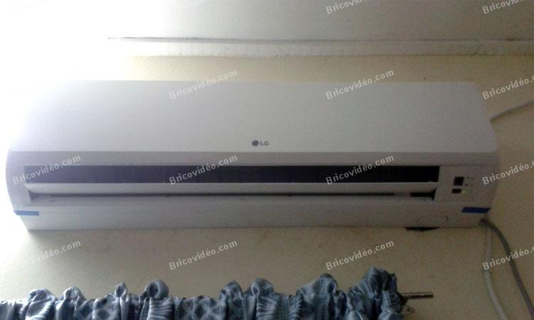 puissance electrique pour un climatiseur lg 05