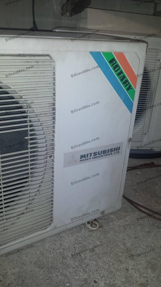raccords climatiseur Bricovidéo
