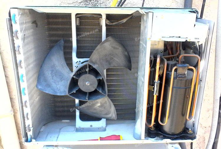 conseils d pannage climatisation probl me remplacement gaz r22 par r422b. Black Bedroom Furniture Sets. Home Design Ideas