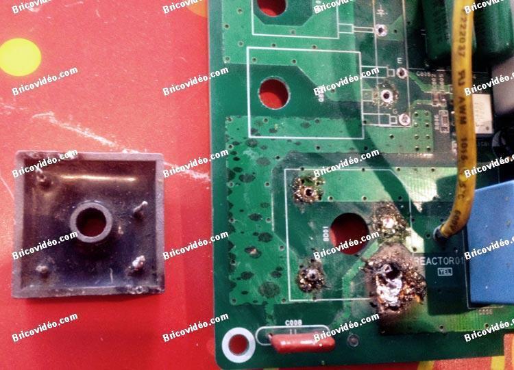 remplacement pont de diode 04