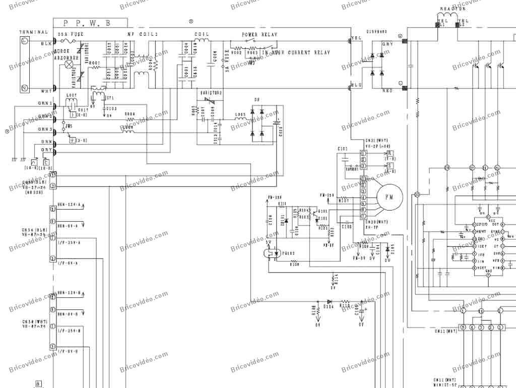schéma 24 pwb power entree