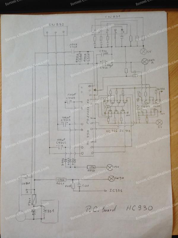 schema hc930