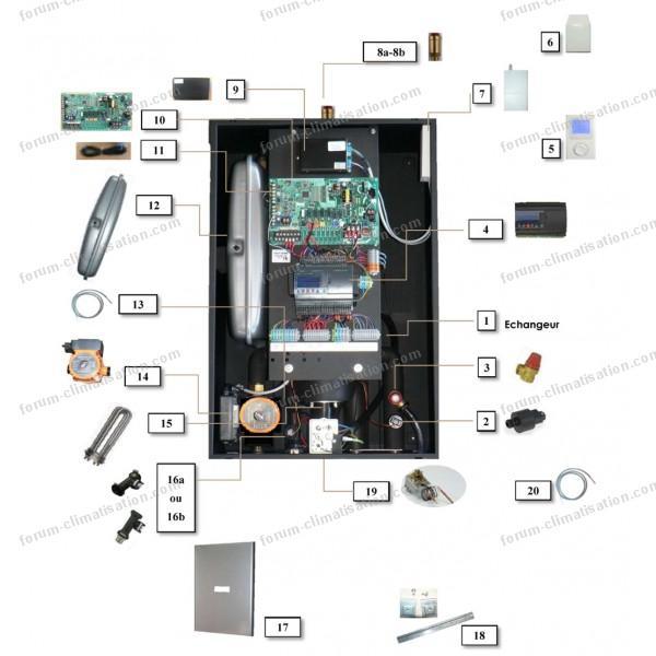 forum climatisation d faut d bit sur pac mitsubishi avec module easydan. Black Bedroom Furniture Sets. Home Design Ideas