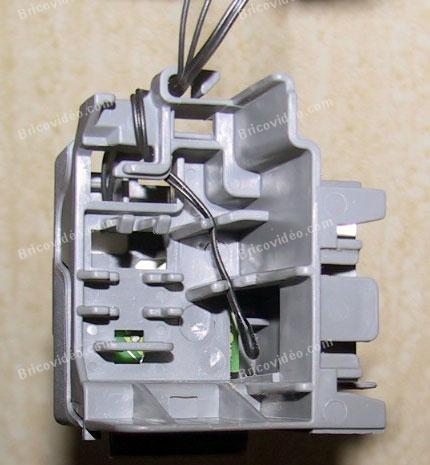 sonde de température climatiseur Mitsubishi