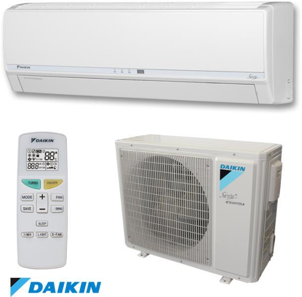 split Daikin-ftxv25av1-rxv25av1