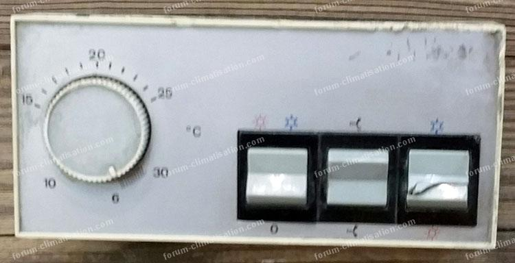 forum climatisation quelle est cette t l commande filaire pour clim. Black Bedroom Furniture Sets. Home Design Ideas