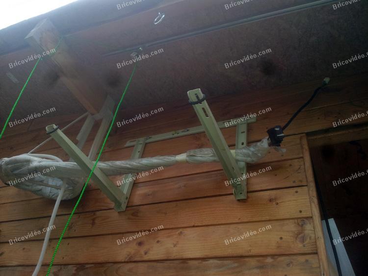 trapeze climatiseur