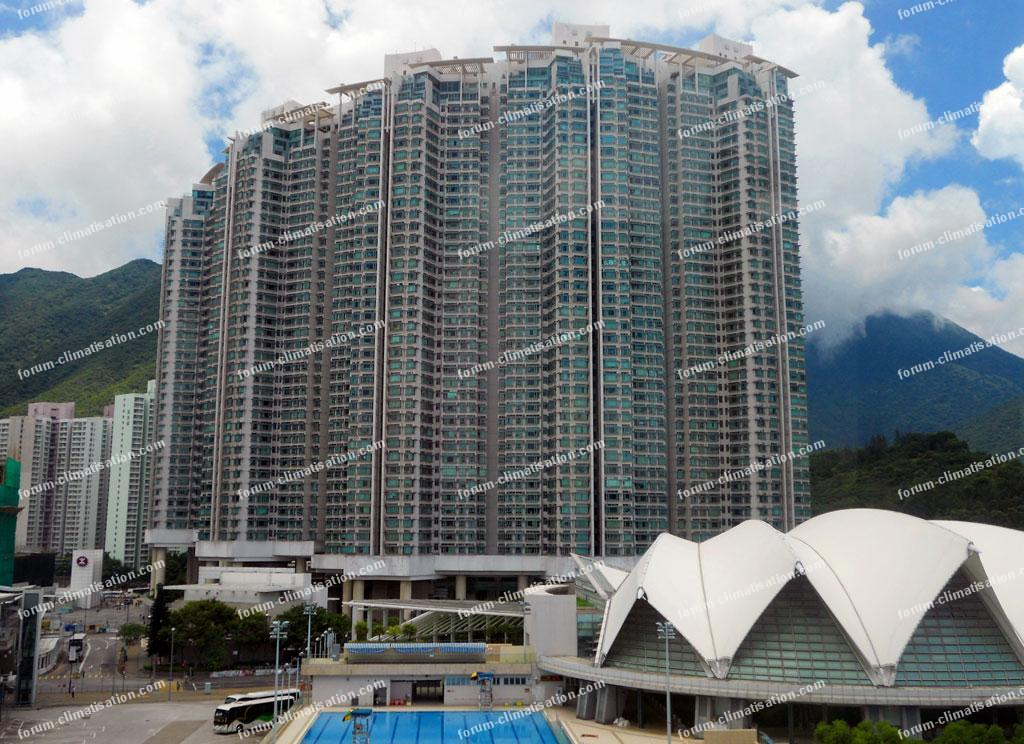 Tung Chung architecture