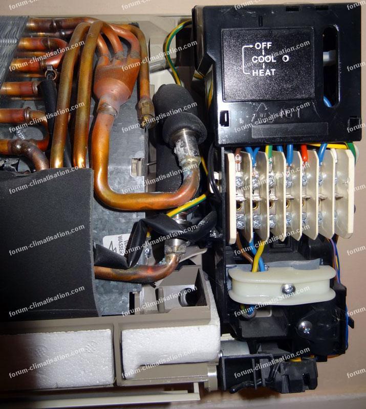 forum d pannage climatisation ventilateur convecteur ne fait pas de froid. Black Bedroom Furniture Sets. Home Design Ideas